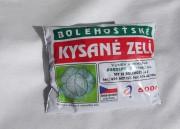 Bolehošťské kysané zelí